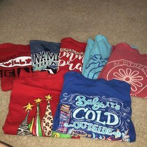 women's T-shirt bundle